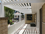 Picket Patio Covers