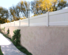 Privacy Extension on Stucco